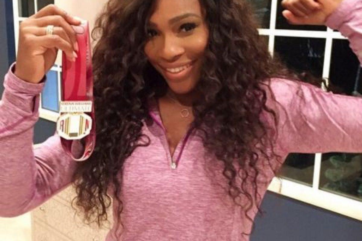 Su nombre completo es Serena Jameka Williams Price. Foto:instagram.com/serenawilliams. Imagen Por: