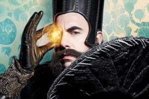 """Sacha Baron Cohen interpreta a """"Tiempo"""", el nuevo personaje de la cinta. Foto:""""Entertainment Weekly"""". Imagen Por:"""