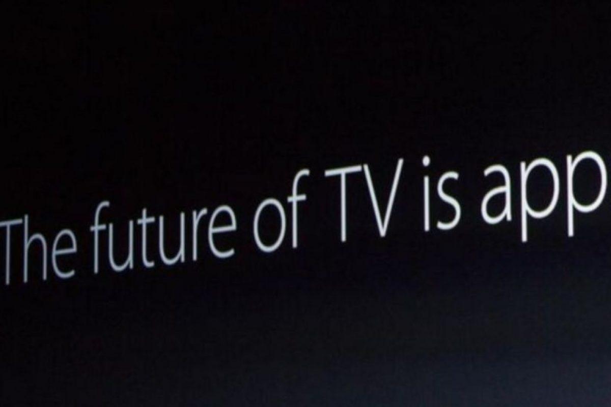 Apple dice que las aplicaciones son fundamentales. Foto:Apple. Imagen Por: