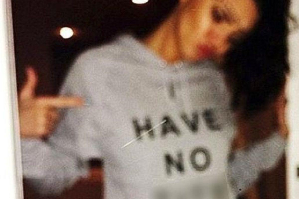 """Probablemente la frase """"Sin pechos"""", provocó que la modelo eliminara esta foto de su Instagram. Foto:vía instagram.com/kendalljenner. Imagen Por:"""