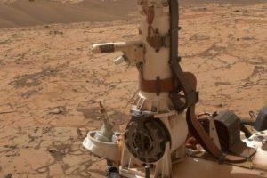 """A diferencia de los exploradores actuales, como el robot """"Curiosity"""", los humanos necesitarán trasladarse en el planeta Foto:NASA. Imagen Por:"""