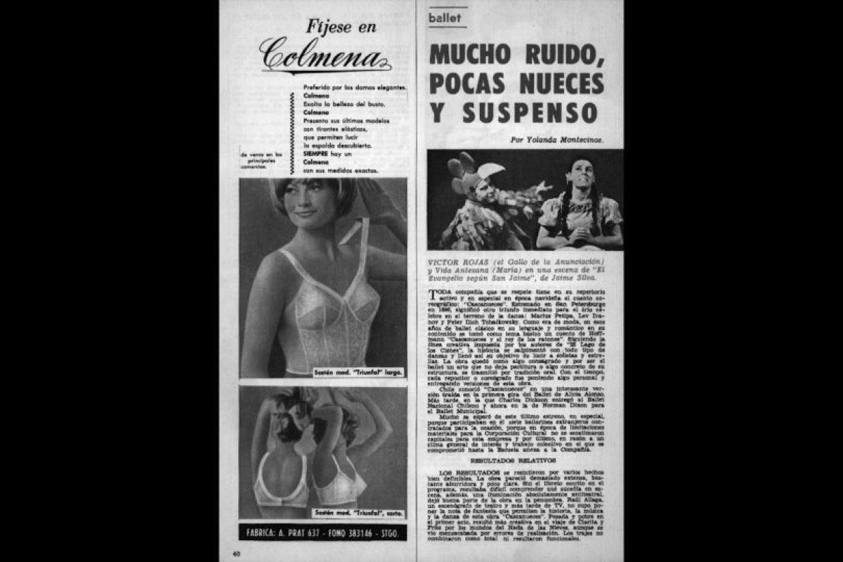 Foto:Captura Revista Ecran. Imagen Por: