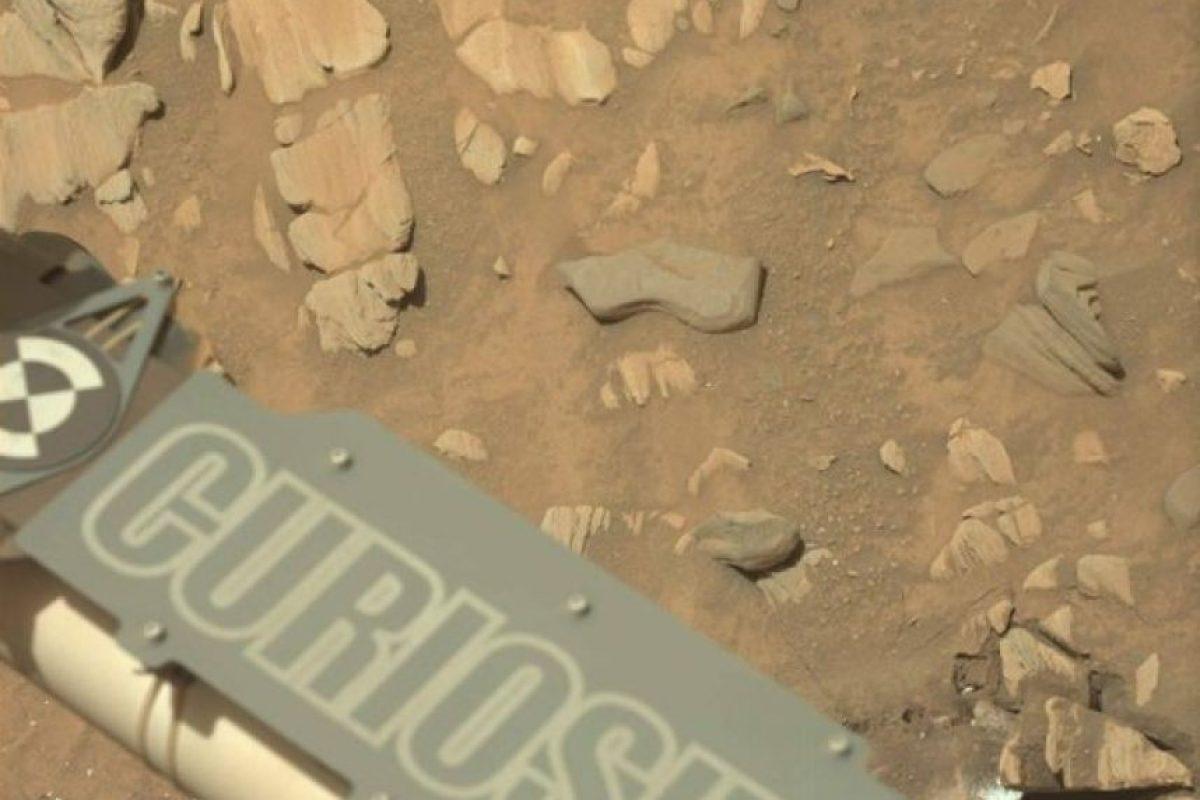 Las imágenes con las que el explorador Curiosity nos ha sorprendido Foto:Twitter.com/MarsCuriosity. Imagen Por: