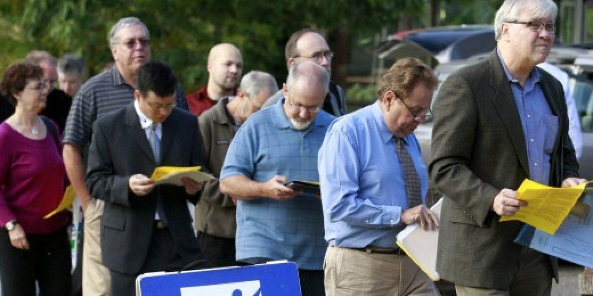 Las solicitudes semanales del subsidio de desempleo en EEUU suben en 16.000