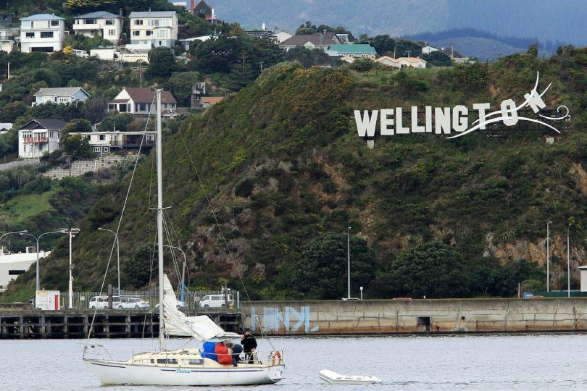 4. Nueva Zelanda Foto:Getty Images. Imagen Por: