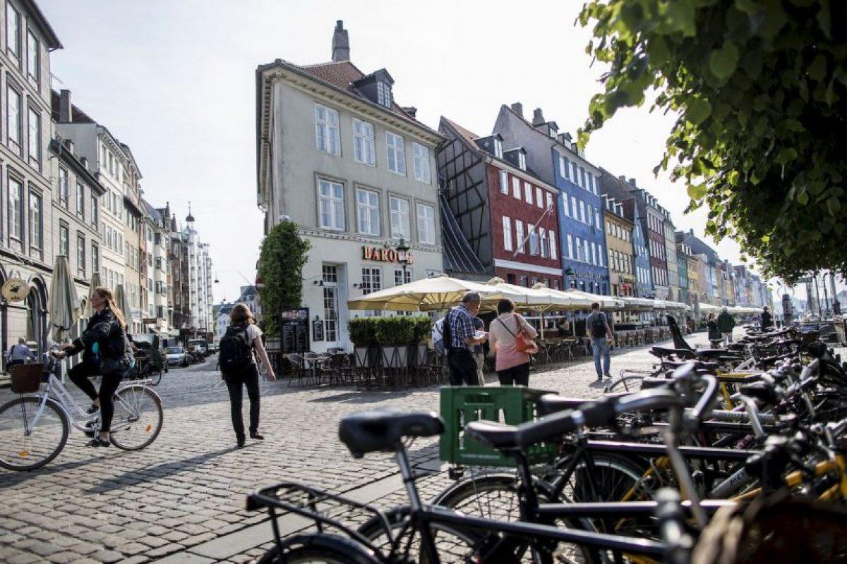 3. Dinamarca Foto:Getty Images. Imagen Por:
