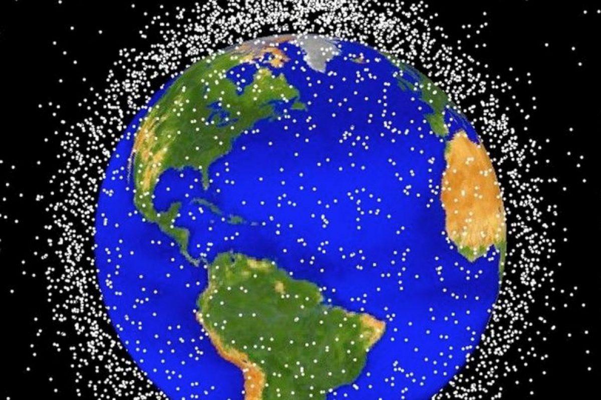 Todo lo que deben saber de la basura espacial Foto:Getty Images. Imagen Por: