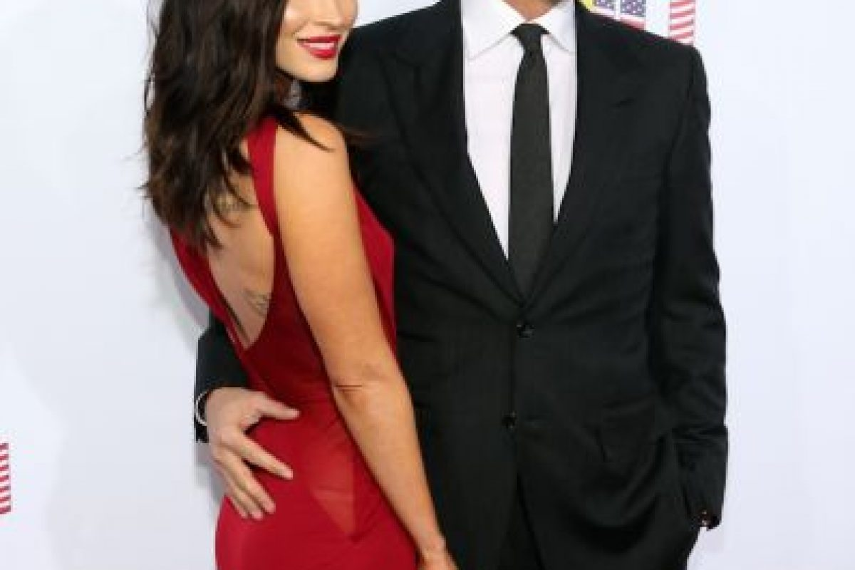 Megan Fox fue quien presento la solicitud de divorcio Foto:Getty Images. Imagen Por:
