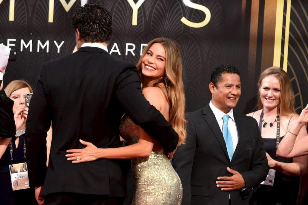 De acuerdo con las declaraciones de Vergara, no tendrá damas de honor en la ceremonia. Foto:Getty Images. Imagen Por:
