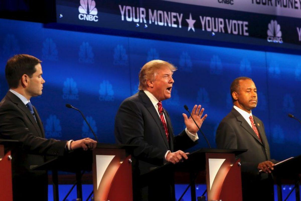 2. Desempeño de Trump- Foto:Getty Images. Imagen Por: