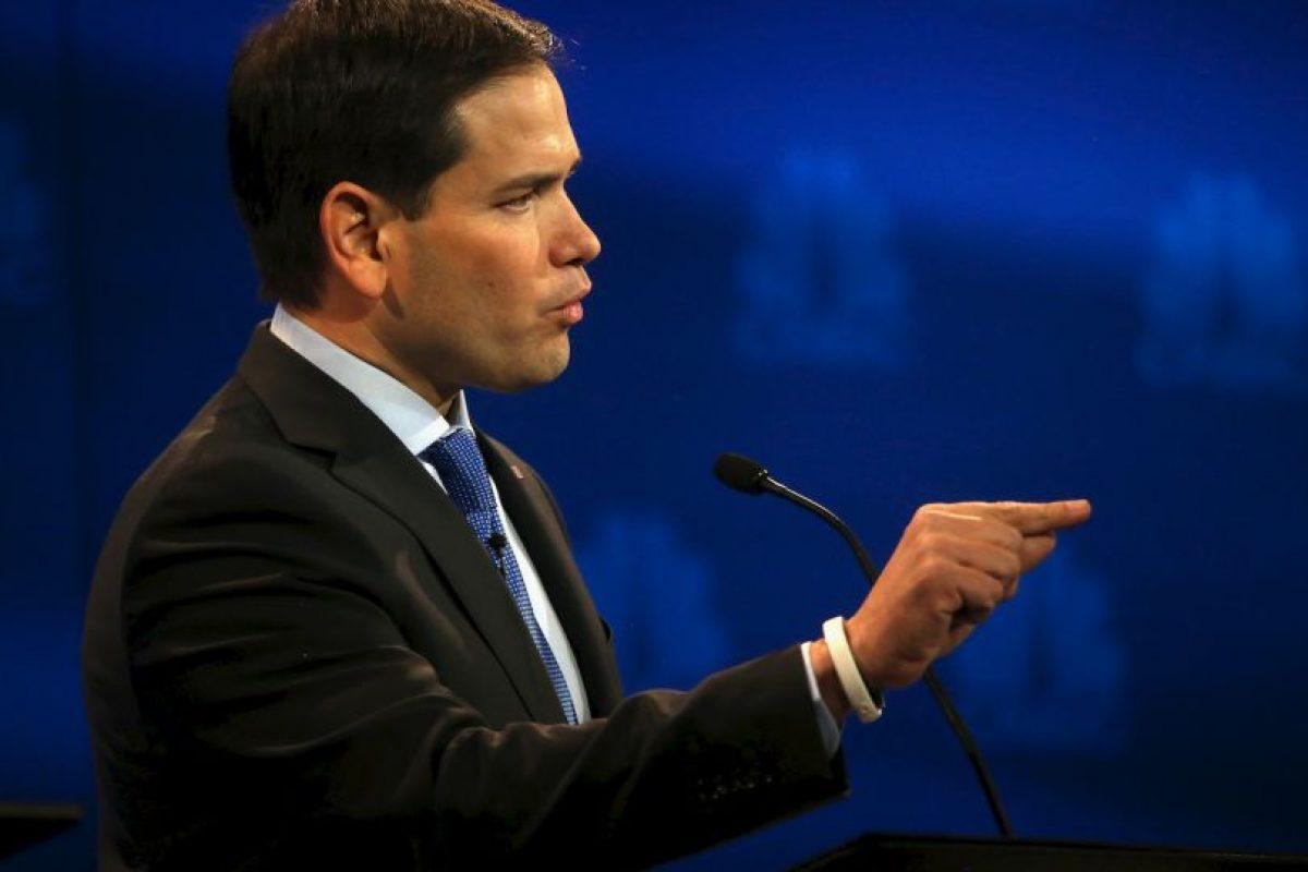 3. La noche de Marco Rubio- Foto:Getty Images. Imagen Por: