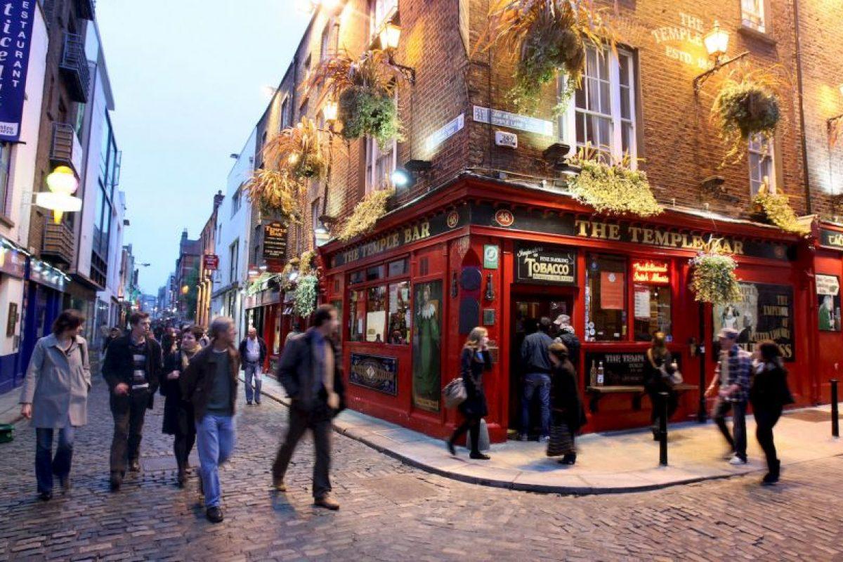 10. Irlanda Foto:Getty Images. Imagen Por: