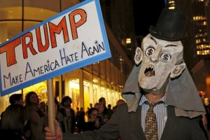 Esto, después de que anunciara su candidatura presidencial y despotricara contra los mexicanos Foto:AP. Imagen Por: