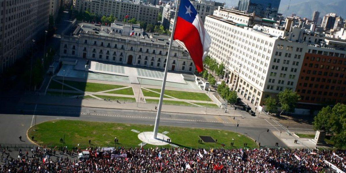 Crisis política: 80% de los chilenos no se identifica con ningún partido