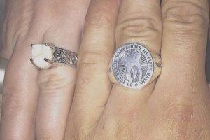 Porque su muela de juicio significaba para ambos más que un diamante. Foto:Vía Facebook/DriveMyCaddy. Imagen Por: