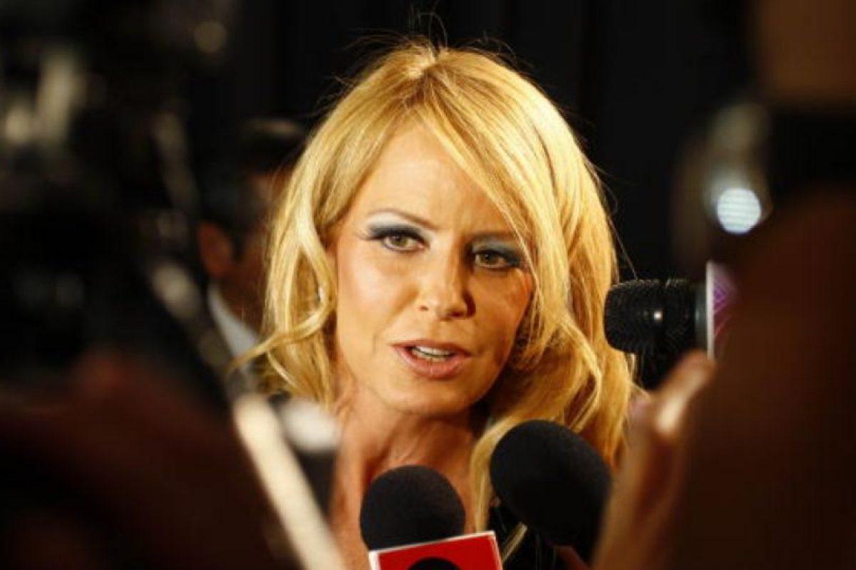 """Y apareció como ella misma en """"Betty la Fea"""". Foto:vía Getty Images. Imagen Por:"""