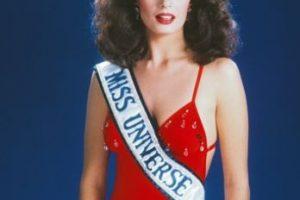 Cecilia Bolocco ganó Miss Universo en 1987 Foto:vía Getty Images. Imagen Por: