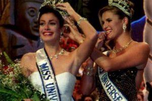 Dayanara Torres ganó Miss Universo en 1993. Foto:vía Getty Images. Imagen Por: