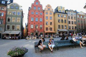 5. Suecia Foto:Getty Images. Imagen Por:
