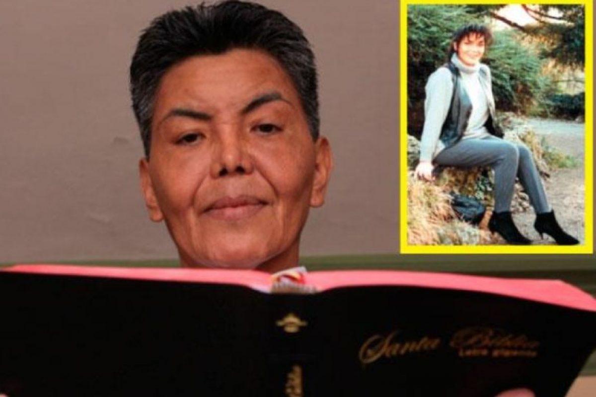 2. Fernando Ñaupari vivió como mujer durante 28 años Foto:Vía Twitter. Imagen Por: