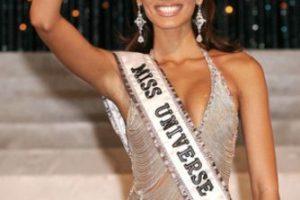 Zuleyka Rivera fue Miss Universo en 2006, con solo 18 años. Foto:vía Getty Images. Imagen Por: