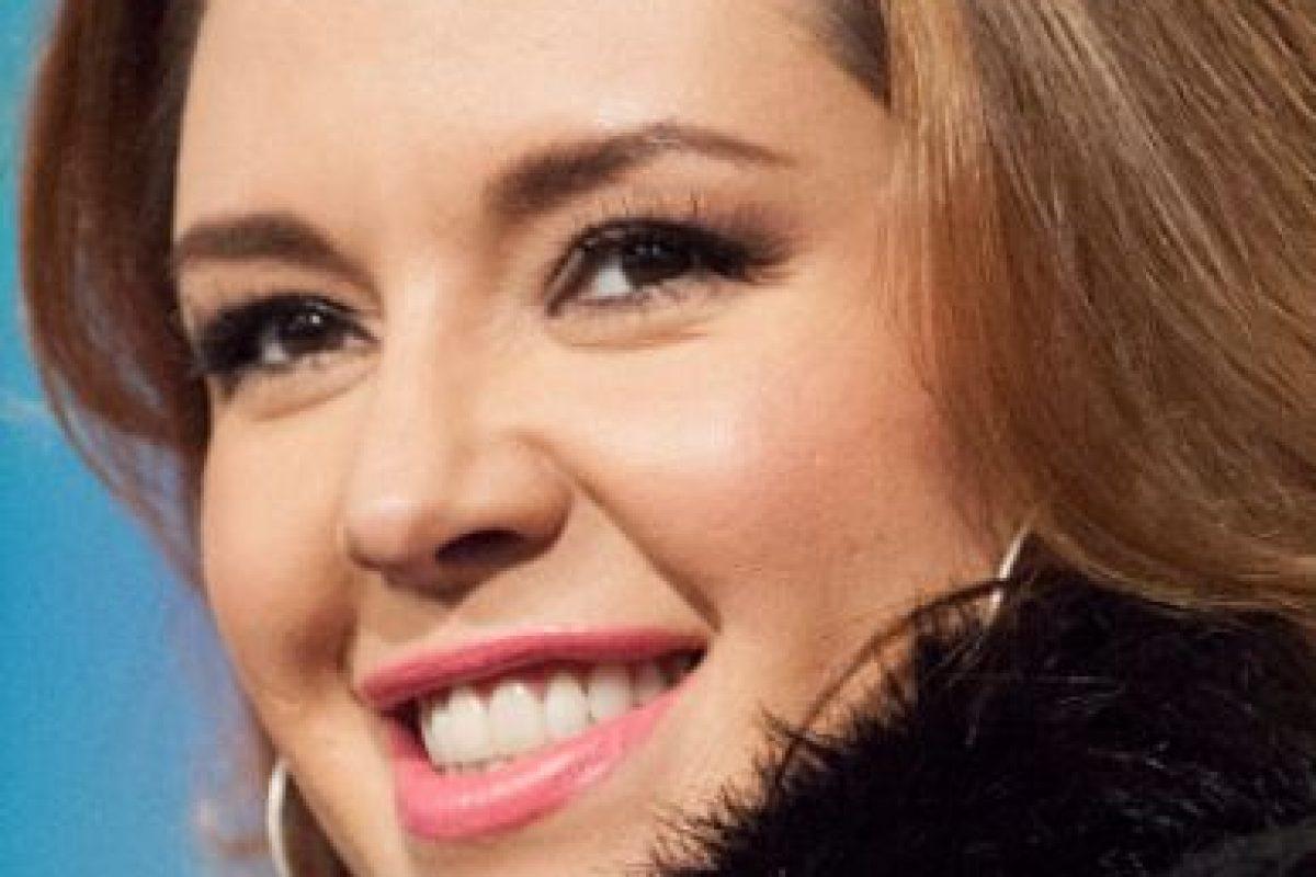 Posó para Playboy. Y sigue con su carrera de actriz. Foto:vía Getty Images. Imagen Por: