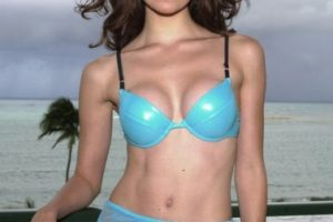 Denise Quiñones ganó Miss Universo en 2001. Foto:vía Getty Images. Imagen Por: