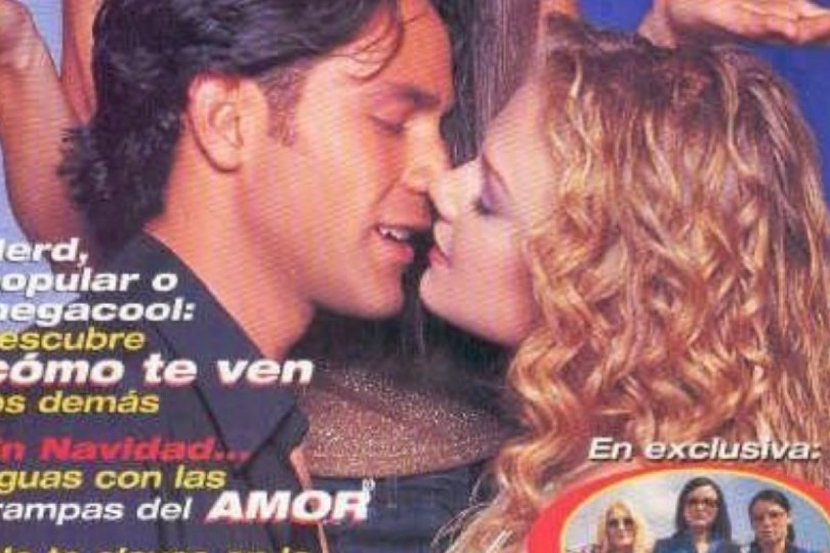 "Valentino Lanús era ""Imanol Jáuregui"". Foto:vía Televisa. Imagen Por:"