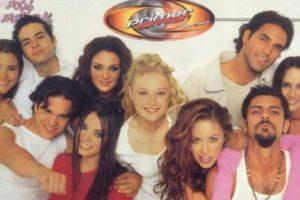 Se trataba de autos y enredos amorosos de una generación de jóvenes. Foto:vía Televisa. Imagen Por: