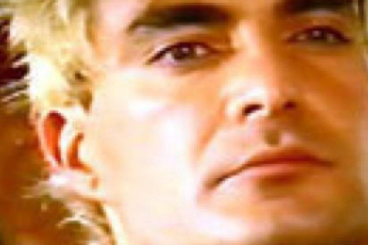 """Mauricio Islas era el malvado """"Demian Ventura"""". Foto:vía Televisa. Imagen Por:"""
