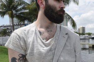 16 looks con barba que podrían enamorar a cualquiera Foto:Vía Instagram/#hipsterbeard. Imagen Por: