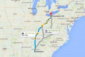 A las autoridades les tomó 13 años saber de su paradero. Foto:Vía Google Maps. Imagen Por: