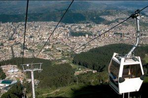 Desde el teleférico de Quito, se puede observar cuatro picos nevados, su recorrido dura 10 minutos. Foto:Vía quito.com.ec. Imagen Por: