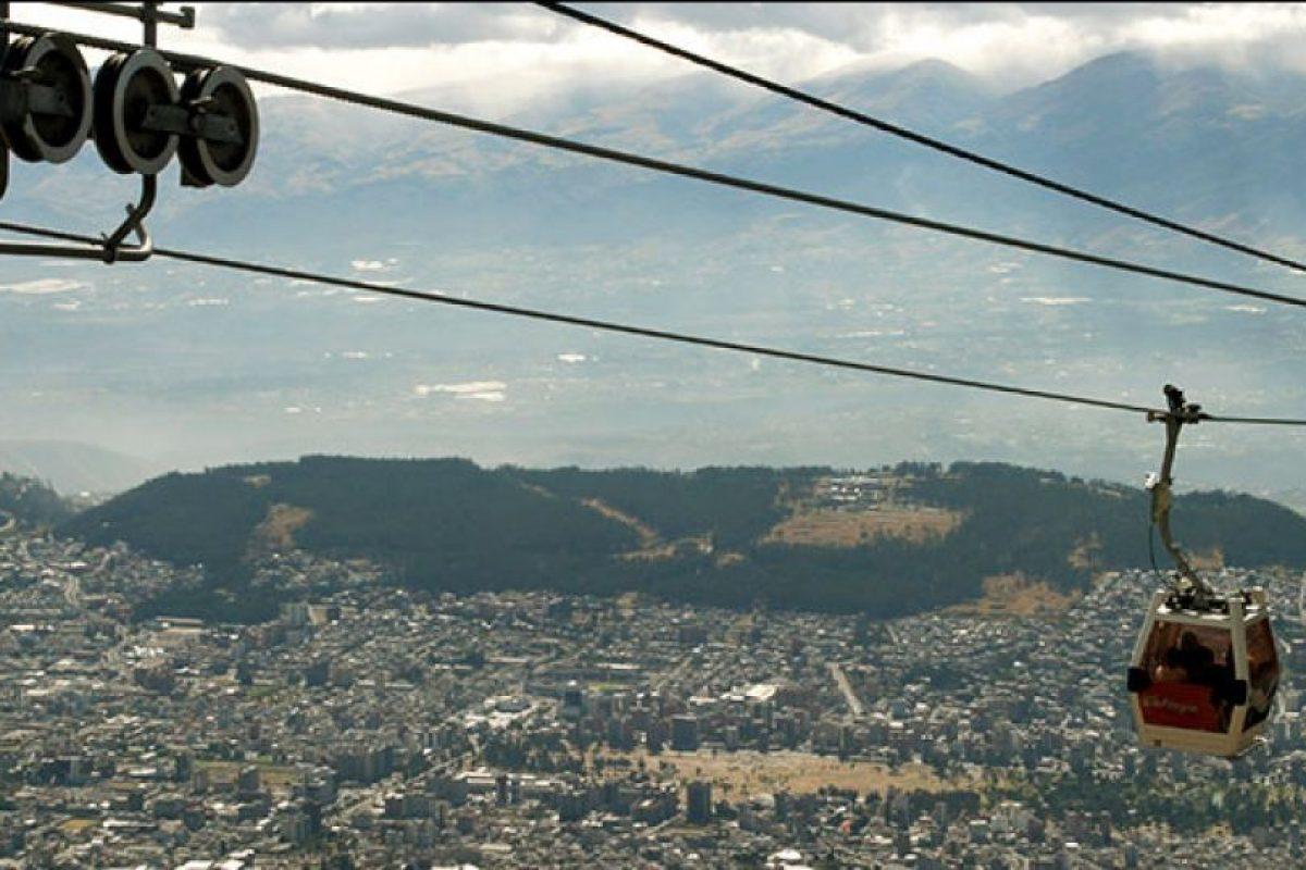 Será genial si no le temen a las alturas. Foto:Vía quito.com.ec. Imagen Por: