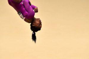 Campeonato Mundial de Gimnasia 2015 en Glasgow, Escocia. Foto:AFP. Imagen Por: