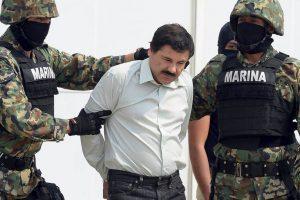 Recientemente se dio a conocer un aoperativo que se realizó para atrapar al fugitivo, que se cree que aún está en México. Foto:AFP. Imagen Por: