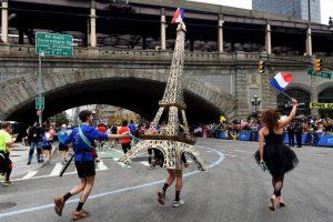 Maratón de Nueva York. Foto:AFP. Imagen Por: