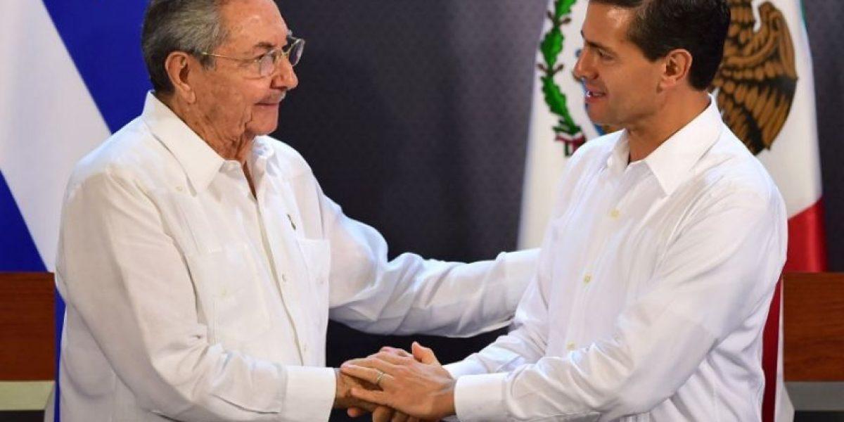 Cuba y México estrechan relaciones bilaterales con encuentro presidencial