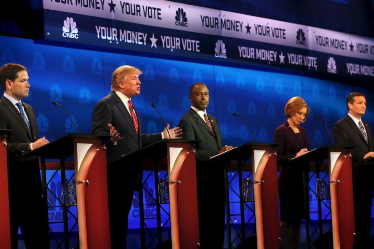 Ben Carson anunció su candidatura el pasado 4 de mayo. Foto:Getty Images. Imagen Por: