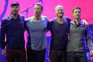 Coldplay – Grupo británico. Foto:Getty Images. Imagen Por: