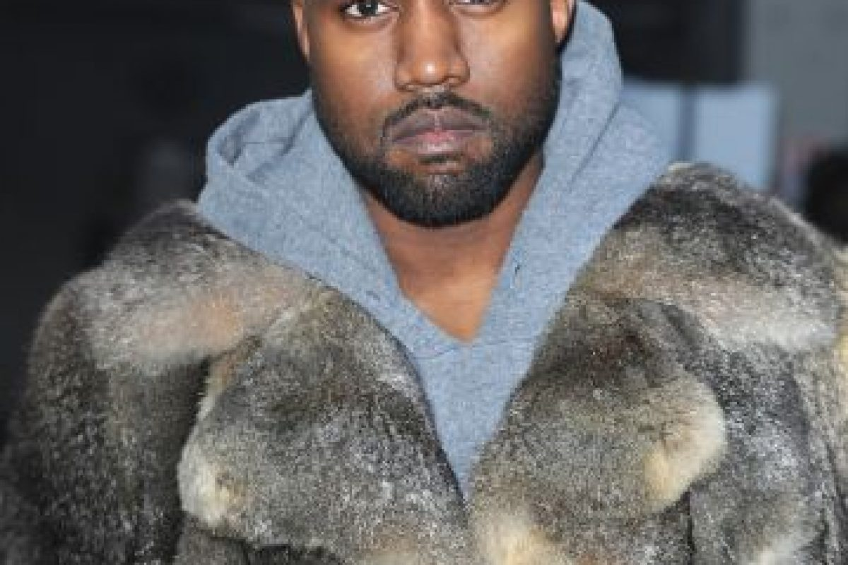 Kanye West – Músico estadounidense. Foto:Getty Images. Imagen Por: