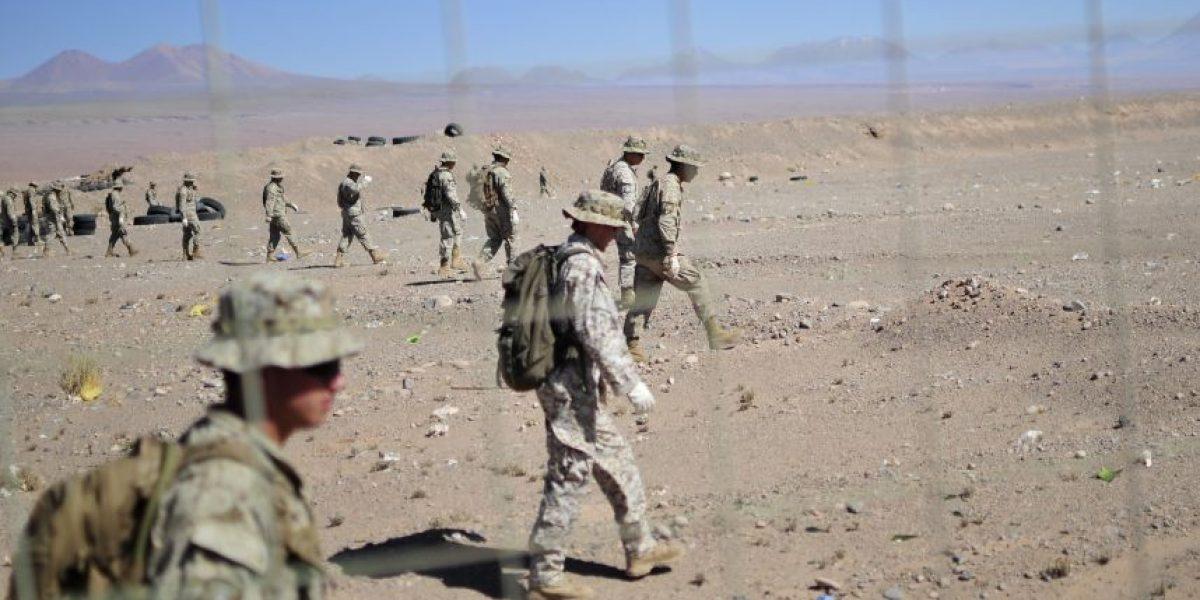 Bolivia: ejercicios militares de Chile en la frontera