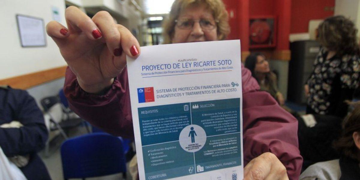 Minsal usó referencias de Wikipedia en Ley Ricarte Soto por
