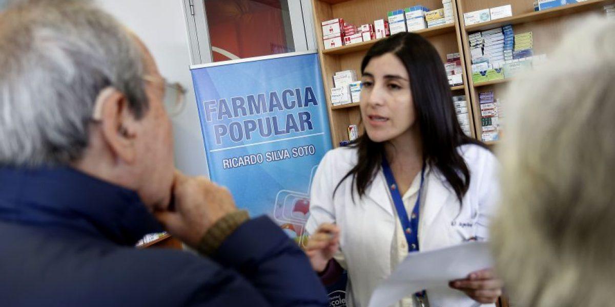 Minsal acepta ofrecimiento de farmacia tras polémica por inscripción web