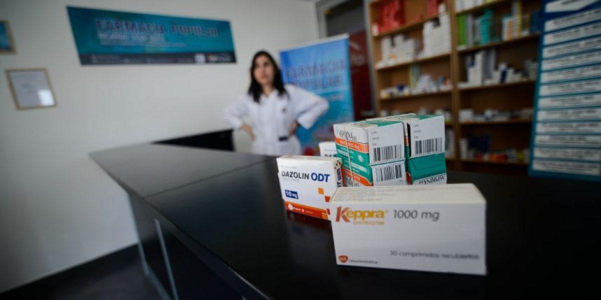 Gobierno respalda farmacia popular de Recoleta: