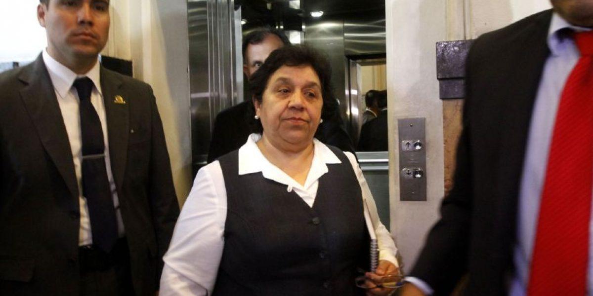 Nelly Díaz: funcionarios movilizados retomarán el lunes atención normal