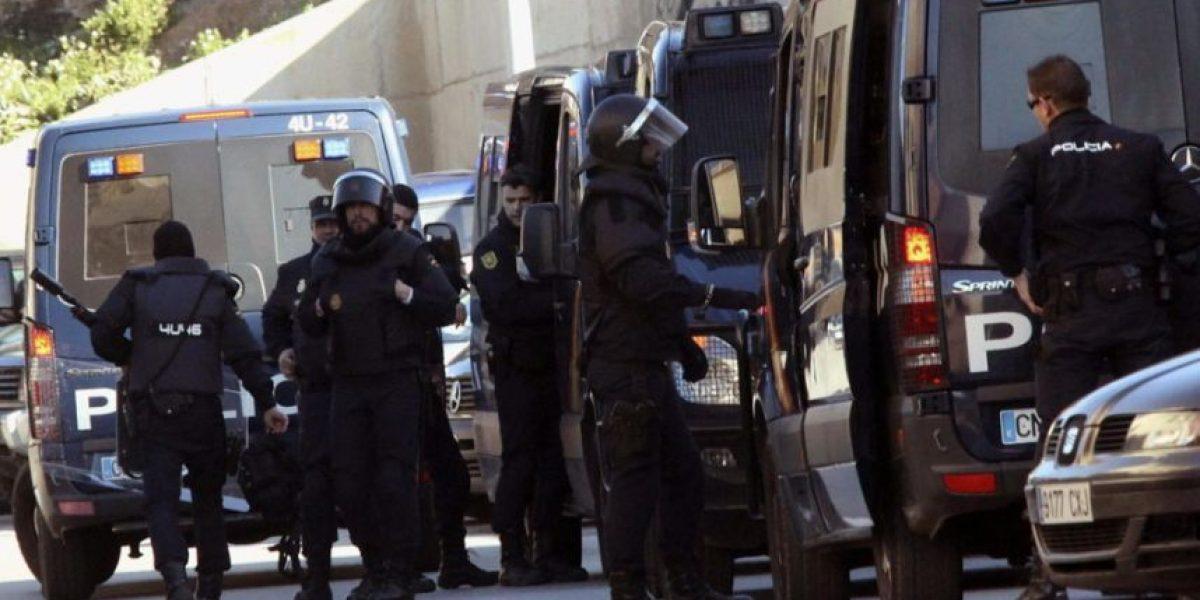 España: chileno lideraba banda anarquista ultra vegana acusada de terrorismo