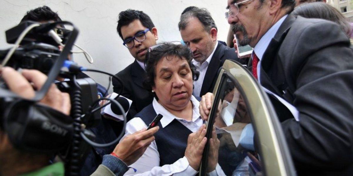 Nelly Díaz y Javiera Blanco sostienen reunión clave para analizar el paro