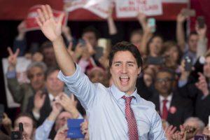 Habla inglés y francés, las dos lenguas oficiales de Canadá. Foto:AP. Imagen Por: