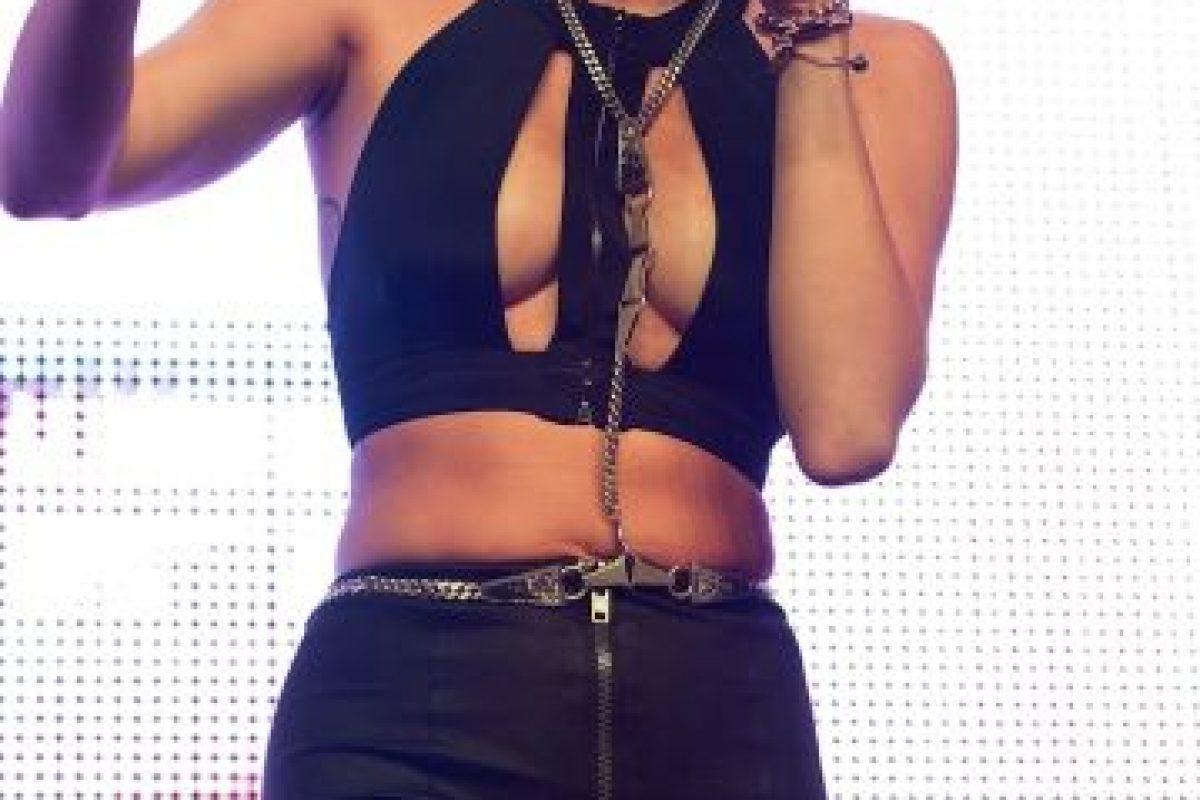 """Miley también indicó que """"no fue fácil crecer delante de las cámaras"""". Foto:Getty Images. Imagen Por:"""